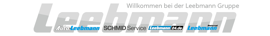 Auto-Leebmann GmbH / SCHMID Service GmbH