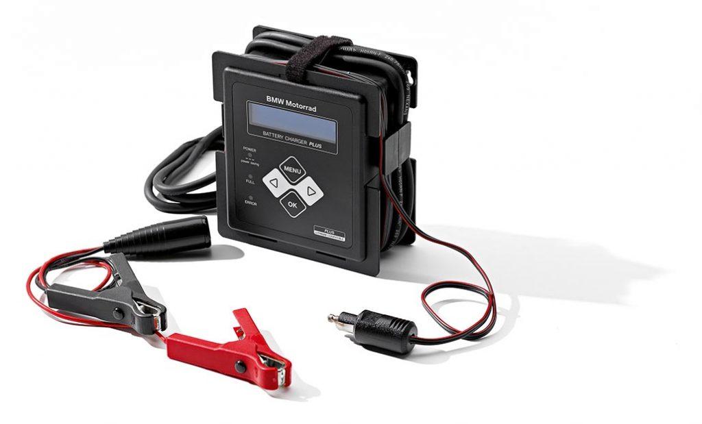Auto-Leebmann BMW Motorrad Batterieladegerät Plus